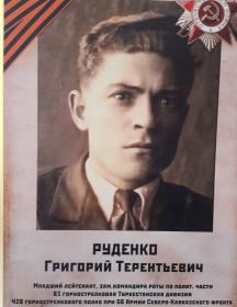Руденко Григорий Терентьевич