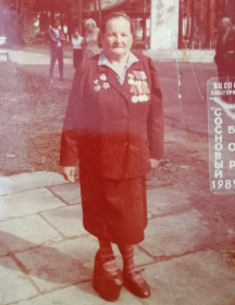Султанова Зинаида Александровна