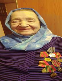 Новикова (Журавлева) Анна Григорьевна