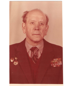 Феоктистов Борис Романович