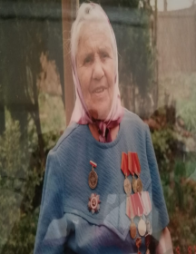 Жемаева Татьяна Тимофеевна