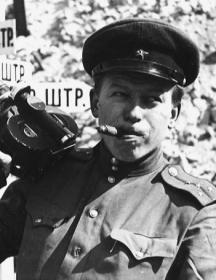 Фронтовой Кинооператор Борис Александрович