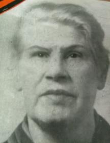 Борисенко Анна Федоровна