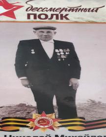 Уваров Николай Михайлович