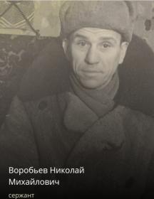 Воробьев Николай Михайлович