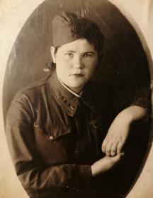 Степанова (Нелюбова) Анна Васильевна