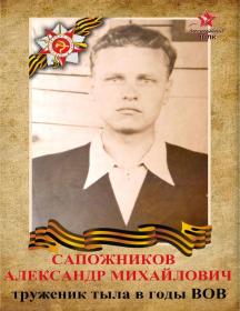 Сапожников Александр Михайлович