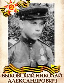 Быковский Николай Александрович
