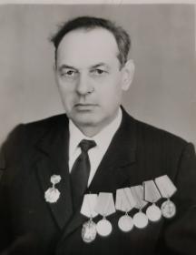Ушаков Евгений Илларионович