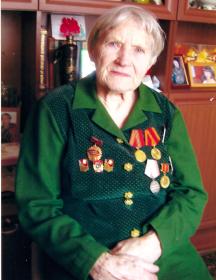 Леонтьева Нина Михайловна
