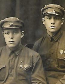 Тихомировы Пётр и Иван Михайлович