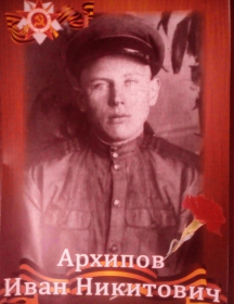 Архипов Иван Никитович