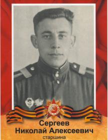 Сергеев Николай Алексеевич