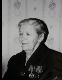 Плотникова (Дьякова) Пелагея Зеновьевна
