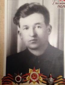 Попов Гавриил Парфиривич