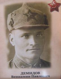Демидов Вениамин Павлович