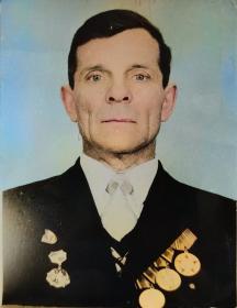 Стельмахов(Стольников) Николай Васильевич