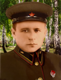 Уваров Григорий Иванович