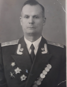 Лёвкин Аким Михайлович