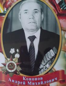 Кононов Андрей Михайлович