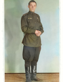 Бритчук Владимир Владимирович