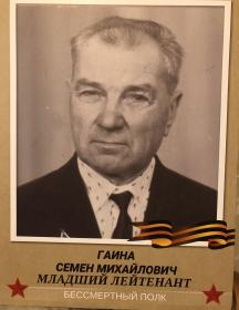 Гаина Семен Михайлович