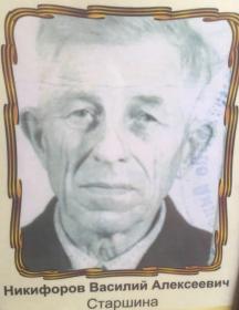 Никифоров Василий Алексеевич