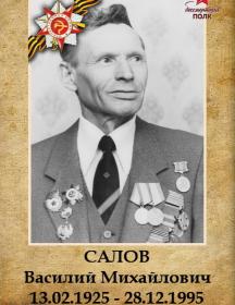 Салов Василий Михайлович
