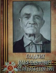 Гладких Илья Павлович