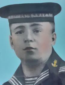 Голубин Капитон Михайлович