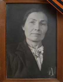 Шабашова Татьяна Яковлевна