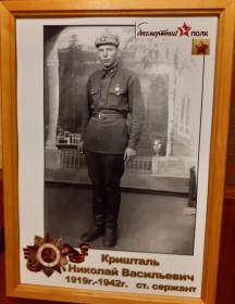 Кришталь Николай Васильевич