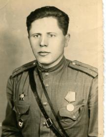 Семёнов Семён Федорович