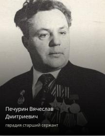 Печурин Вячеслав Дмитриевич