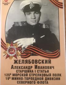 Желябовский Александр Иванович