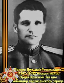 Панков Дмитрий Гаврилович