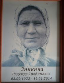 Зинкина Надежда Трофимовна
