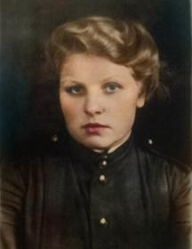 Сергеева (Иванова) Нина Николаевна