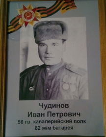 Чудинов Иван Петрович