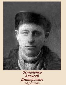 Остапенко Алексей Дмитриевич