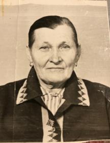 Марюхно Ксения Матвеевна