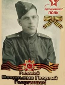 Мандрыкин Георгий Георгиевич