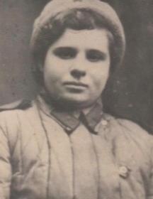 Соколова ( Зяблова) Мария Семёновна
