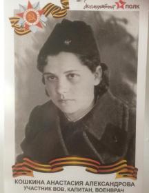 Петрова (Кошкина) Анастасия Александровна