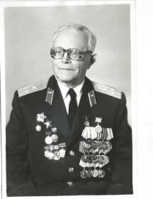 Сергееев Валентин Александрович