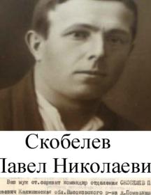 Скобелев Павел Николаевич