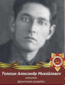Телегин Александр Михайлович