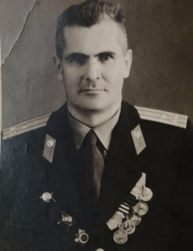Закорюкин Михаил Сергеевич