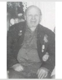 Давыдов Кузьма Иванович