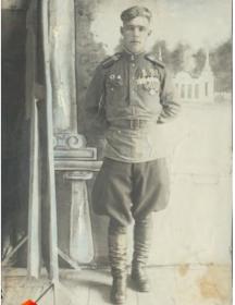 Сауков Григорий Петрович